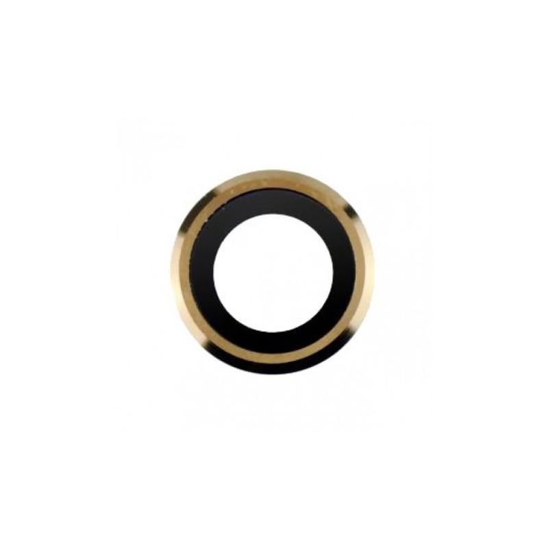 Lentille Caméra Arrière iPhone 6/6s Or