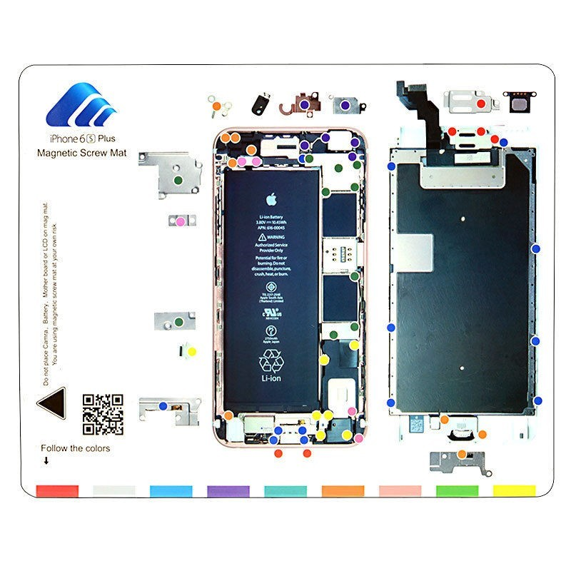 Organisateur de vis iScrews iPhone 6S Plus