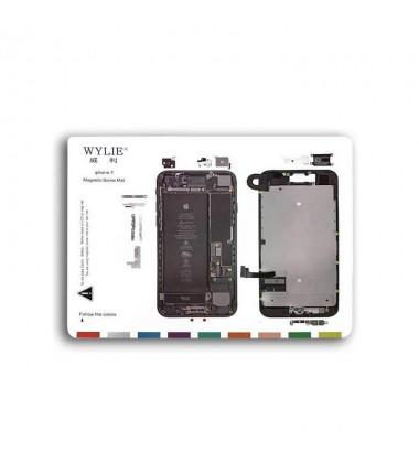 Organisateur de vis iScrews iPhone 7