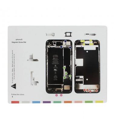 Organisateur de vis iScrews iPhone 8