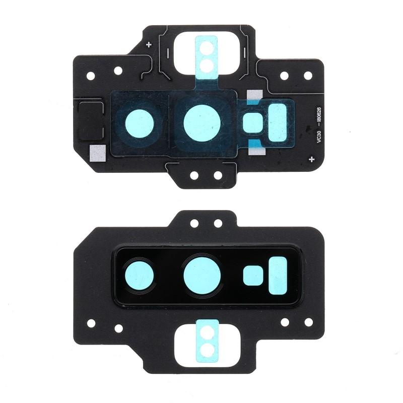 Lentille caméra Complet arrière Galaxy Note 9 (N960F) Noir