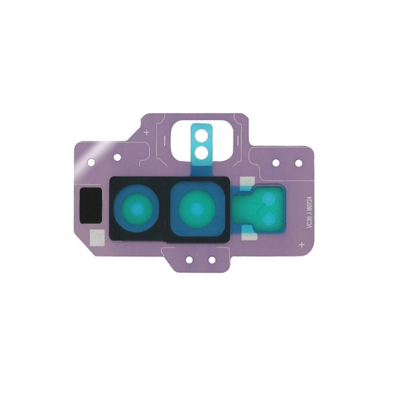 Lentille caméra Complet arrière Galaxy Note 9 (N960F) Violet