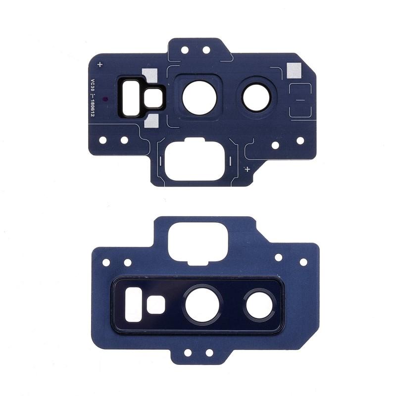 Lentille caméra Complet arrière Galaxy Note 9 (N960F) Bleu