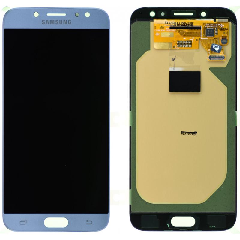 Ecran Samsung Galaxy J7 2017 (J730F) Bleu/Silver