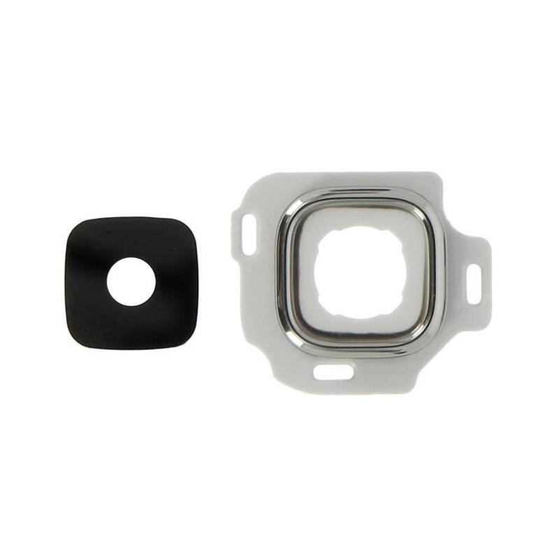 Lentille caméra arrière Galaxy J3 2016 (J320F) Noir
