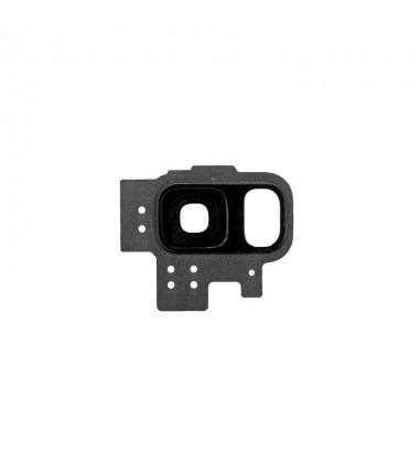 Lentille caméra arrière complète Galaxy S9 (G960F) Noir