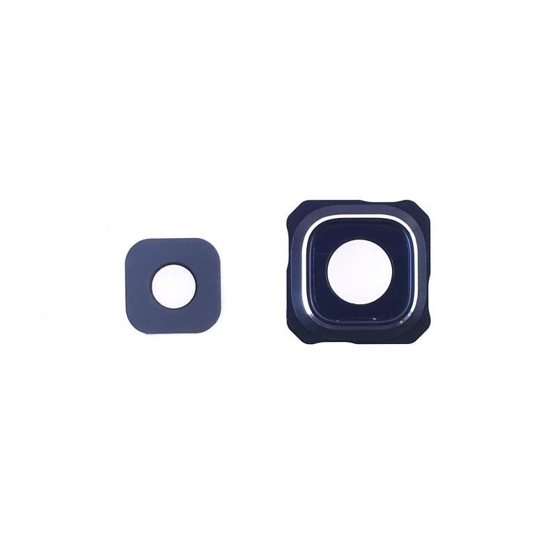 Lentille caméra arrière Galaxy S6 Edge + (G928F) Noir