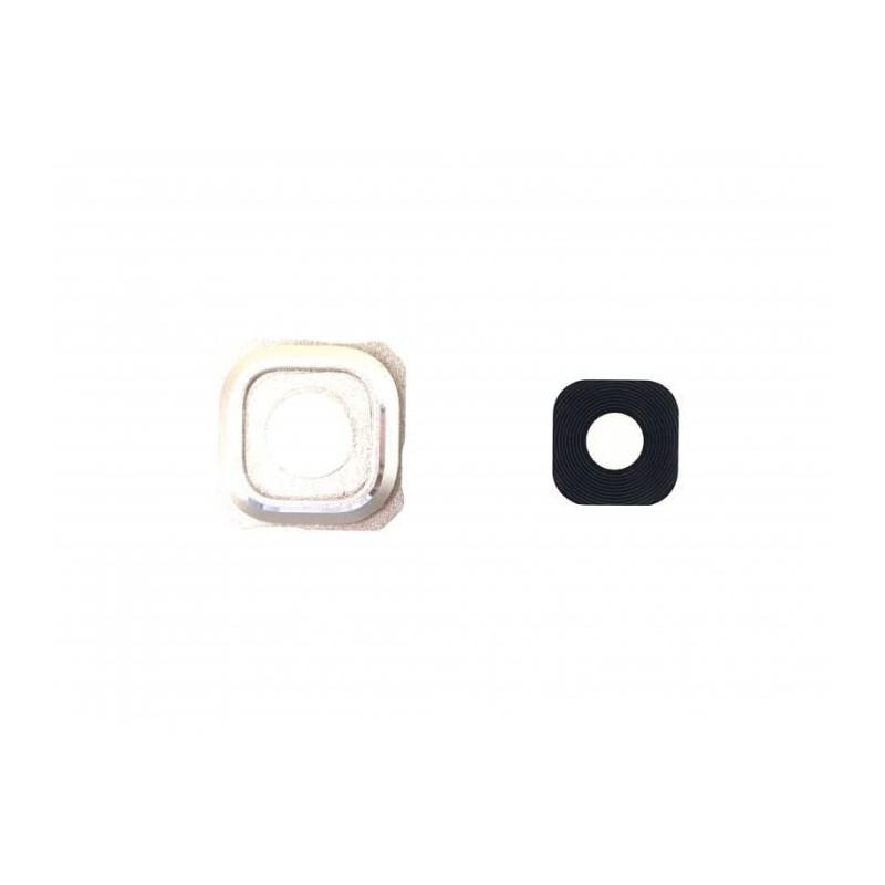 Lentille caméra arrière Galaxy S6 Edge + (G928F) Or