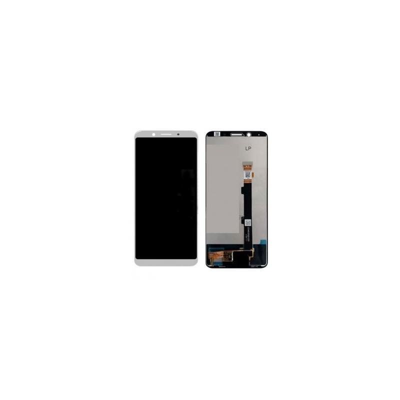 Ecran pour OPPO A73, F5 Blanc