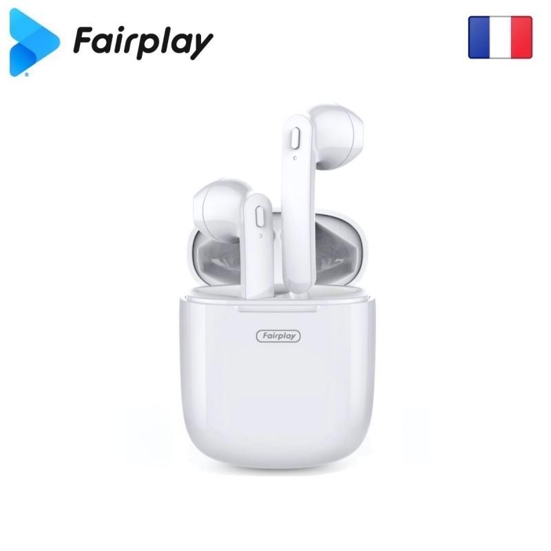 Ecouteurs Fairplay Bluetooth TWS Stéréo sans Fil 5.0