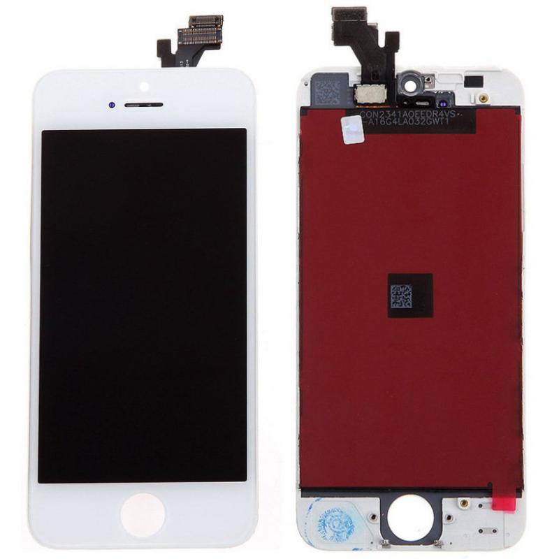 Ecran original pour iPhone 5 Blanc RECONDITIONNE