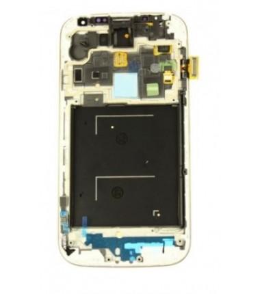 Ecran complet Samsung Galaxy S4 (i9500/i9505) Blanc RECONDITIONNE