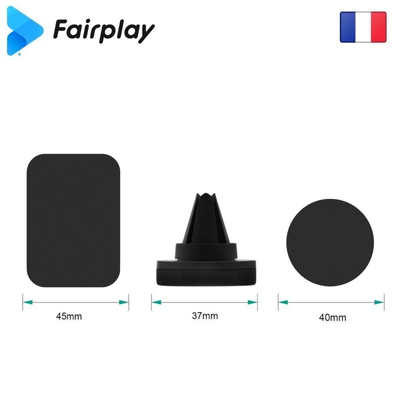 Support Voiture Magnétique Fairplay