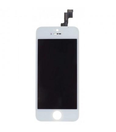 Ecran iPhone 5S/SE Blanc