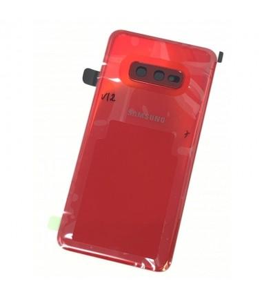 Face arrière Samsung Galaxy S10e (G970F) Rouge
