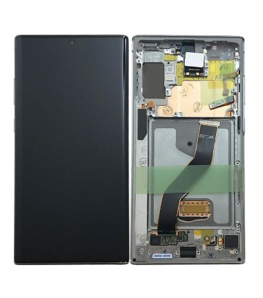 Ecran Complet Samsung Galaxy Note 10+ (N975F) Argent