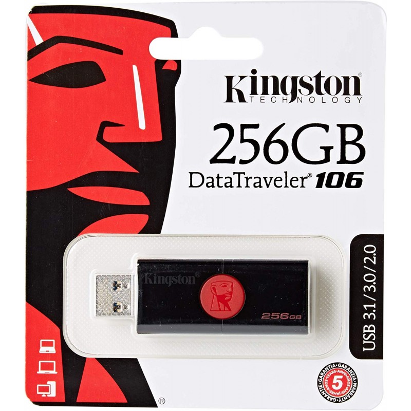KINGSTON DataTraveler 106 256GB