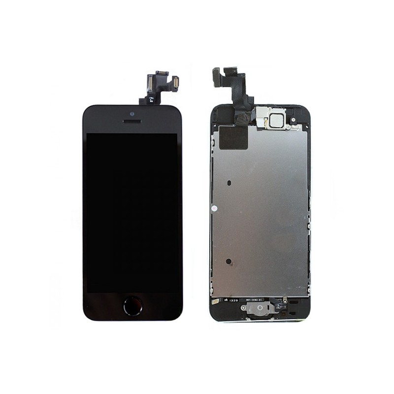 Ecran iPhone 5S Complet Noir