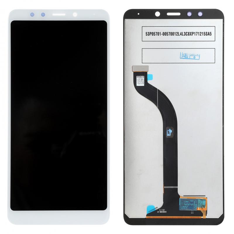 Ecran pour Xiaomi Redmi 5 Blanc