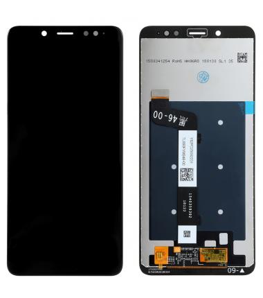 Ecran complet pour Xiaomi Redmi Note 5 Noir