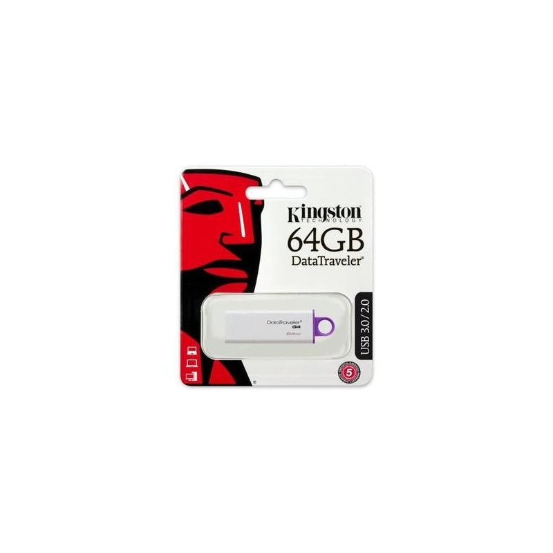 KINGSTON DataTraveler G4 64GB