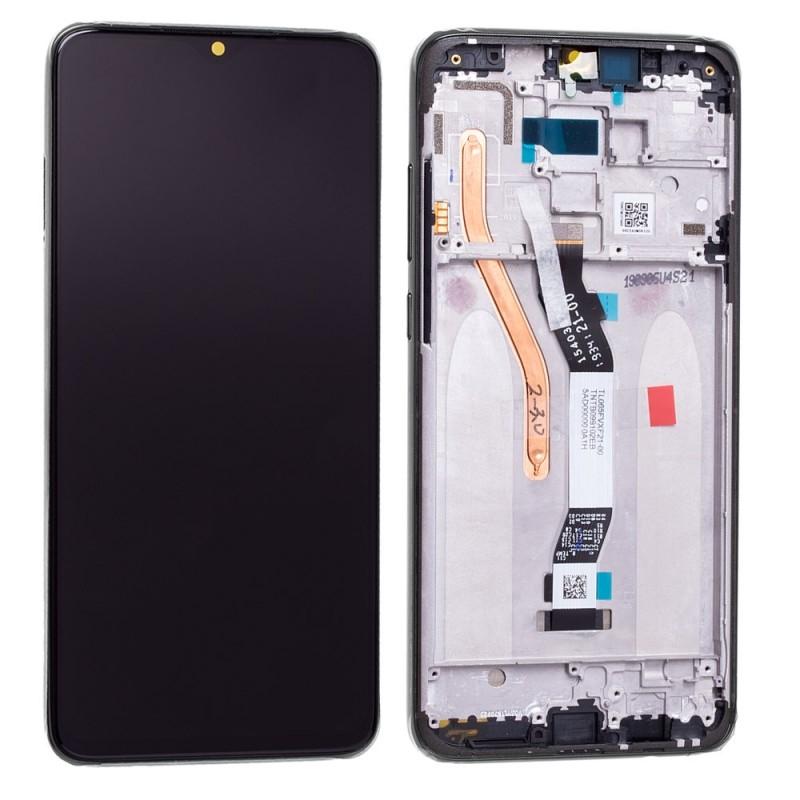 Ecran Complet pour Xiaomi Redmi Note 8 Pro Noir
