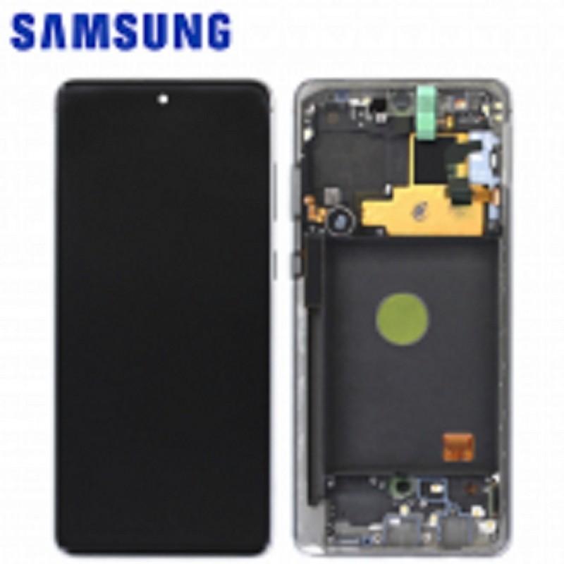 Ecran Complet Samsung Galaxy Note 10 Lite (N770F) Argent