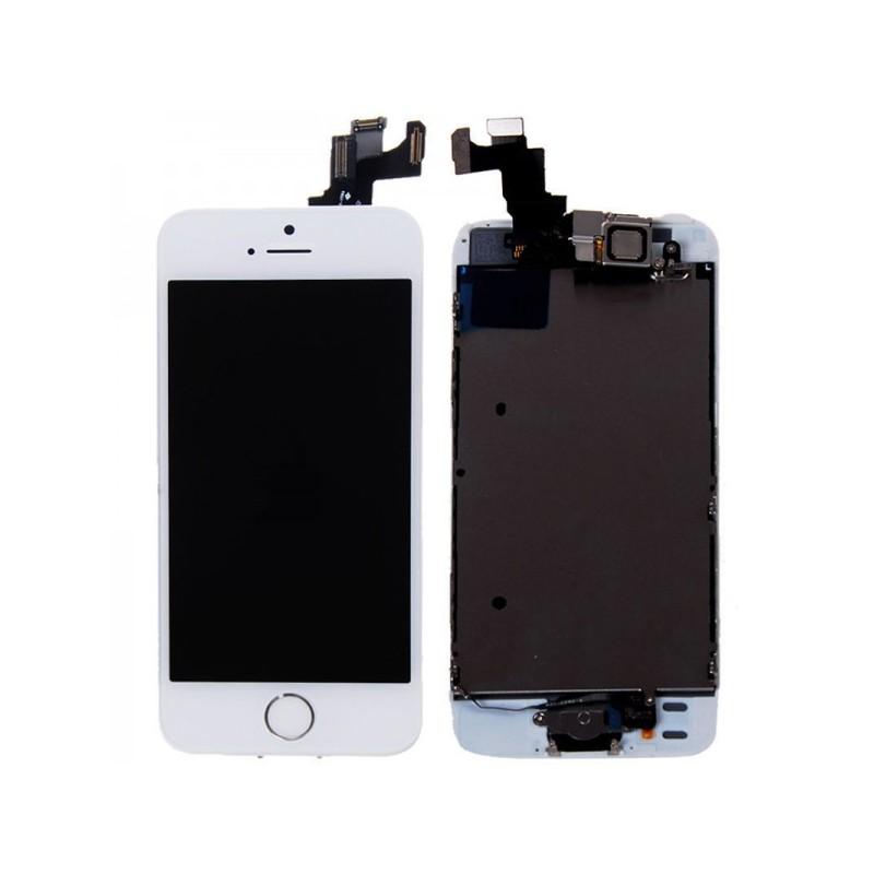 Ecran iPhone 5S/SE Complet Blanc