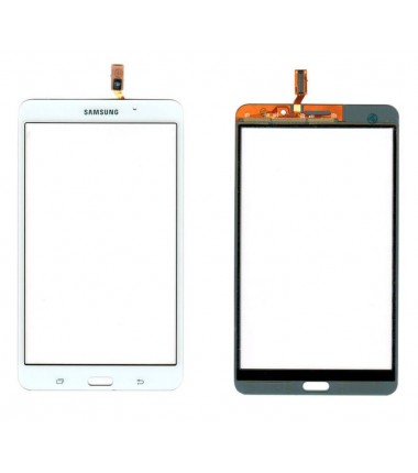 Vitre tactile pour Samsung Galaxy Tab 4  7.0 (T230) Blanc