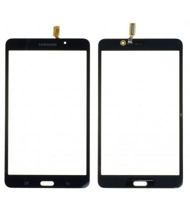 Vitre tactile pour Samsung Galaxy Tab 4  7.0 (T230) Noir