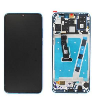 Ecran complet pour Huawei P30 Lite Bleu