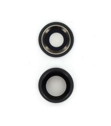 Vitre Caméra arrière Noir pour iPhone 11