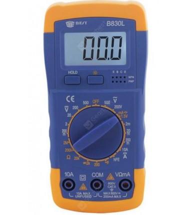 Multimètre Numérique B830L BEST