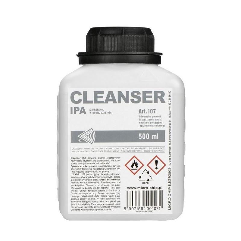Cleanser IPA 500ml (Liquide)