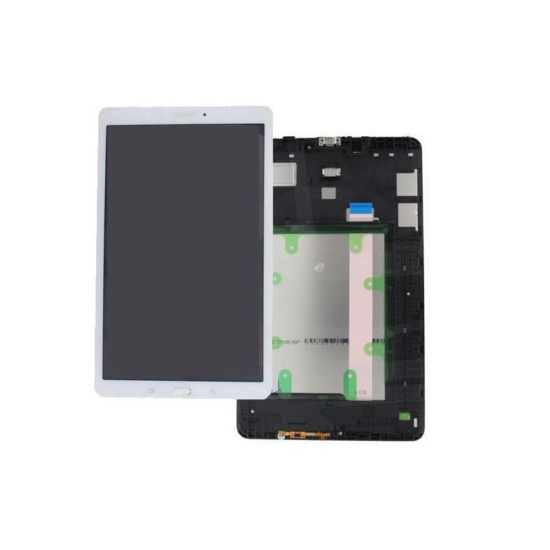 Ecran complet Samsung Galaxy Tab E 9.6 Blanc (T560/561)