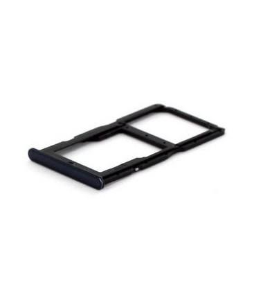 Tiroir sim pour Huawei P30 Lite Noir