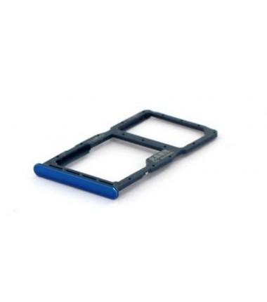 Tiroir sim pour Huawei P30 Lite Bleu