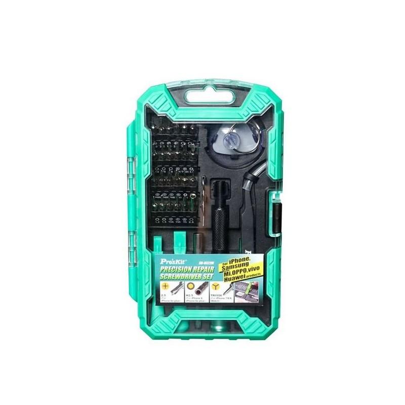 Kit Tournevis multifonction Pro'sKit SD-9322M