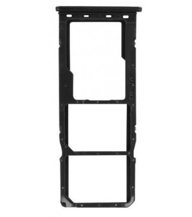 Tiroir sim pour Xiaomi Redmi 9 Noir