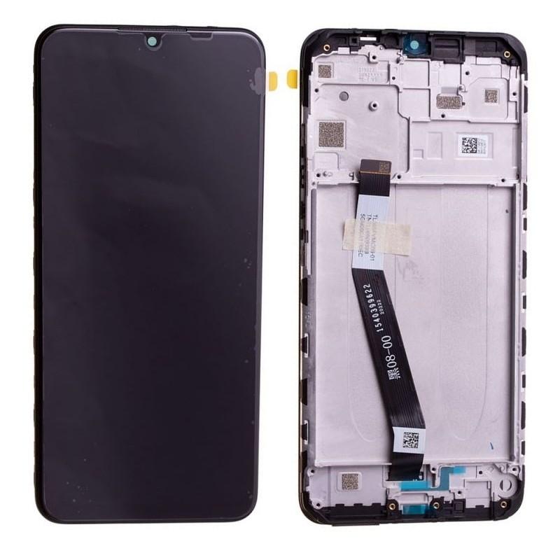 Ecran complet pour Xiaomi Redmi 9A/9C Noir