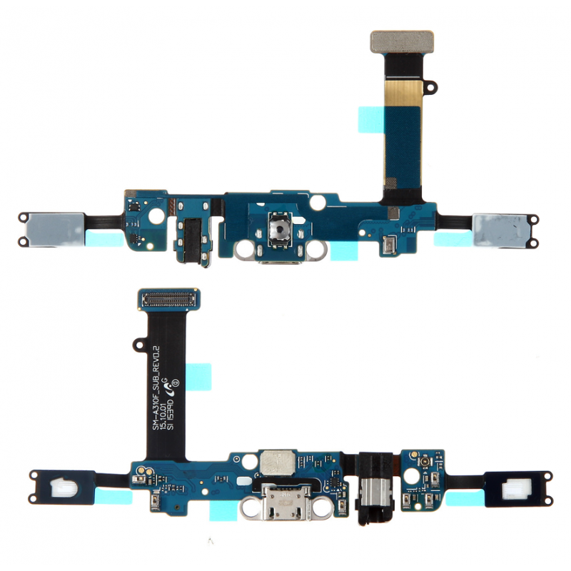 Connecteur de Charge Samsung Galaxy A3 2016 (A310F)