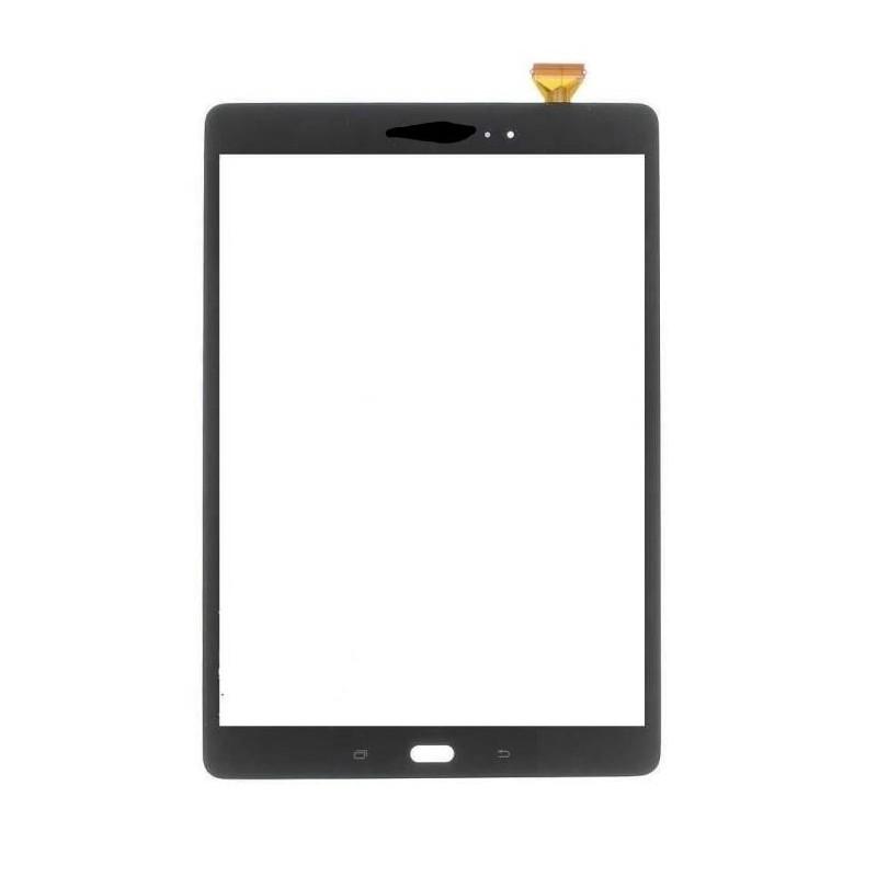 Vitre tactile pour Samsung Galaxy Tab A 9.7 Noir (T550/T555)