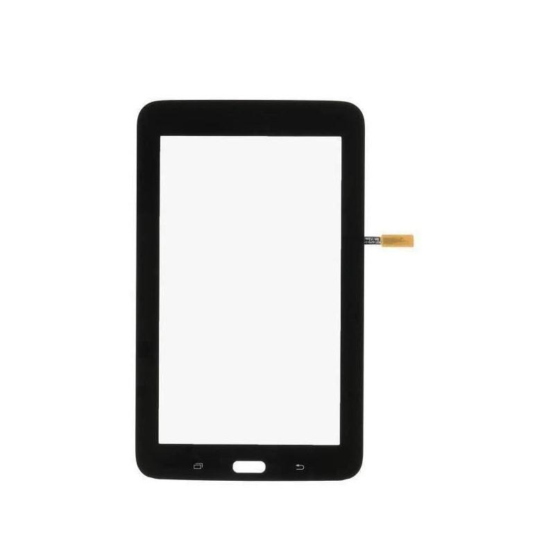 Vitre tactile pour Samsung Galaxy Tab 3 Lite 7.0 Noir (T110)