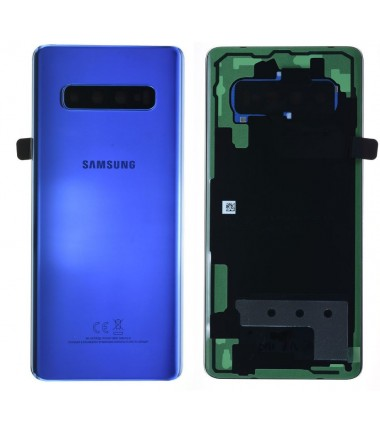 Face arrière Samsung Galaxy S10+ (G975F) Bleu