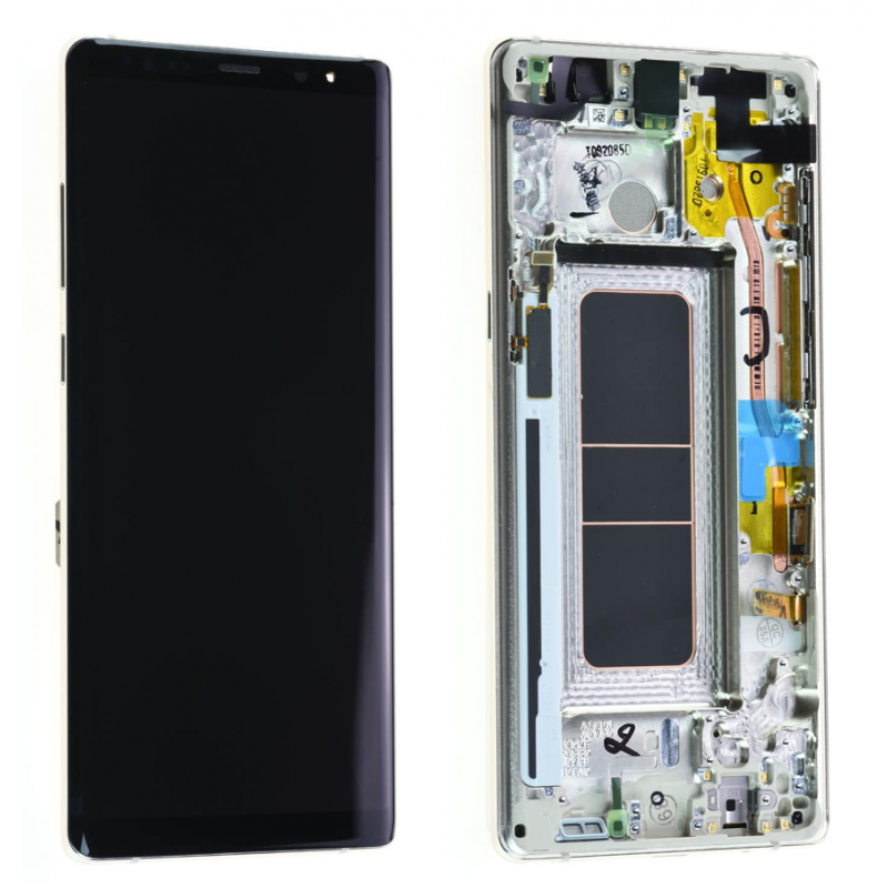 Ecran Complet Samsung Galaxy Note 8 RECONDITIONNE (N950F) Or