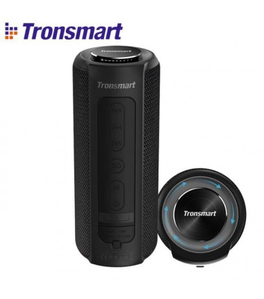 TRONSMART Enceinte Bluetooth 40W (T6 Plus Upgraded) Noir