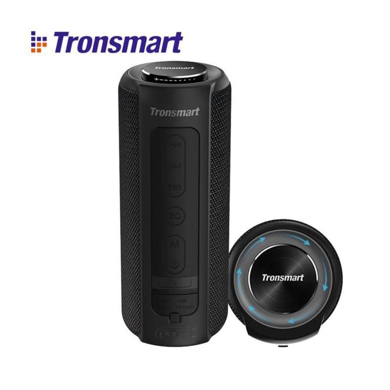 TRONSMART Enceinte Bluetooth 40W (T6 Plus Upgraded) Noir