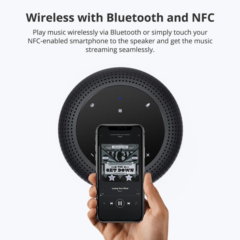 TRONSMART Enceinte Bluetooth 80W (T6 Max) Noir