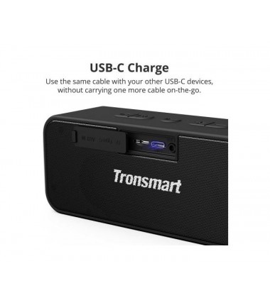 Enceinte Bluetooth TRONSMART 20W (T2 Plus)