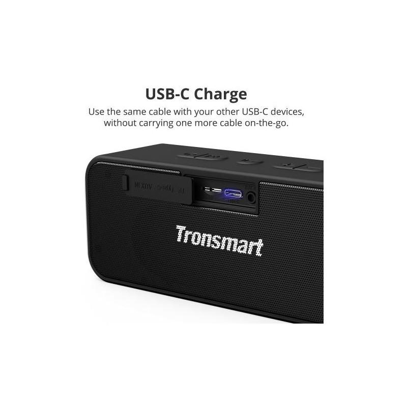 Enceinte Bluetooth TRONSMART 20W (T2 Plus)